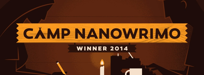 Camp NaNoWriMo 2014 Winner