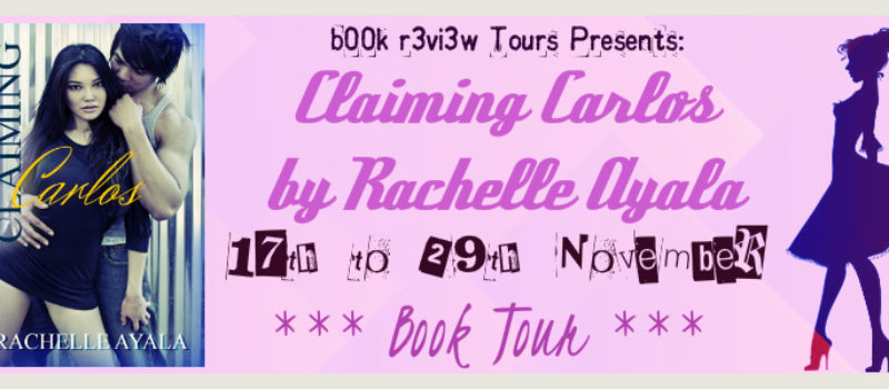 Book Tour - Claiming Carlos