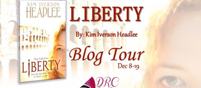 Book Tour - Liberty