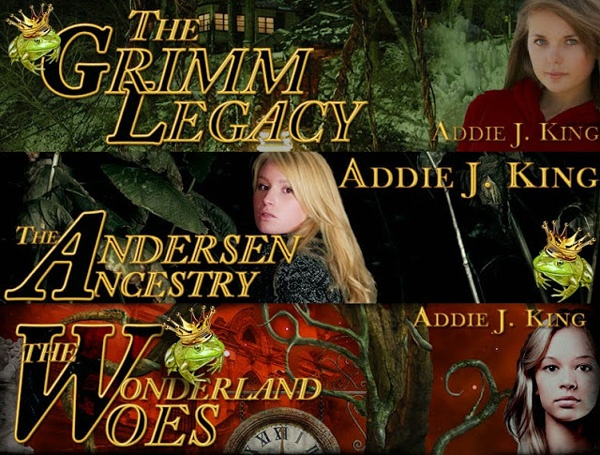 The Grimm Legacy Series