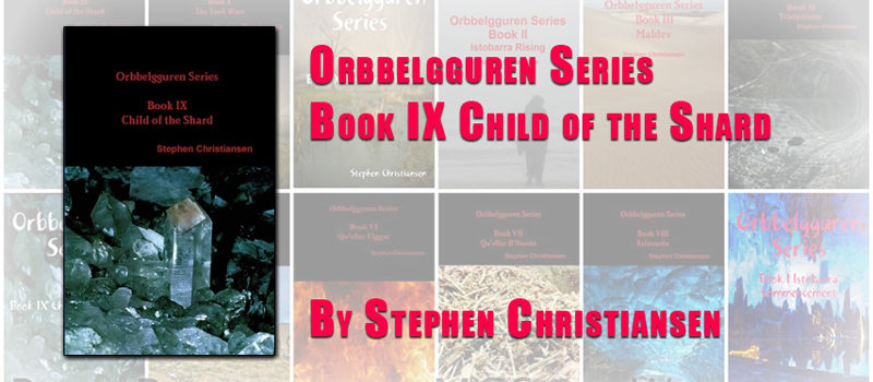 Book IX Child of the Shard