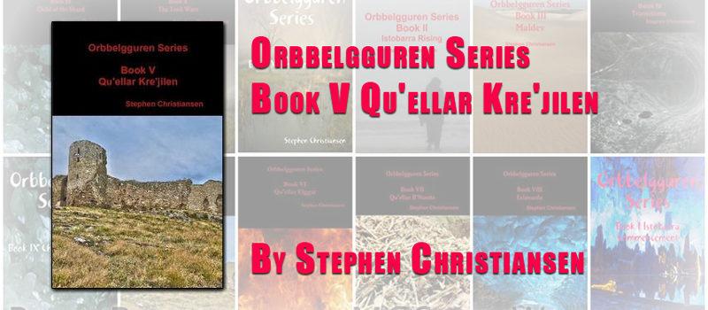 Book V Qu'ellar Kre'jilen