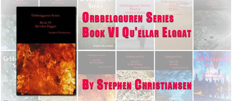 Book VI Qu'ellar Elggat