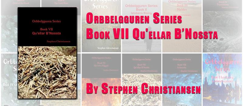 Book VII Qu'ellar B'Nossta