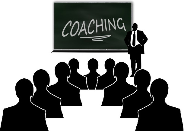 coaching people