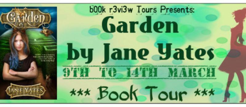 Book Tour - Garden