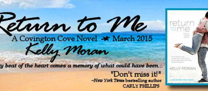 Blog Tour - Return To Me