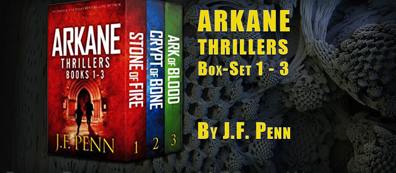 ARKANE Thrillers (Book Review)