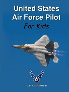 United States Air Force Pilot For Kids