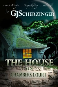 The House on Chambers Court cover