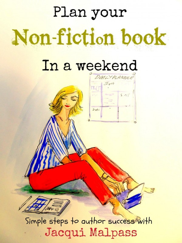 Plan your non-fiction book in a weekend