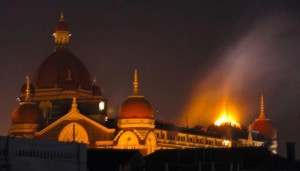 Taj Hotel Burning 26/11/2008