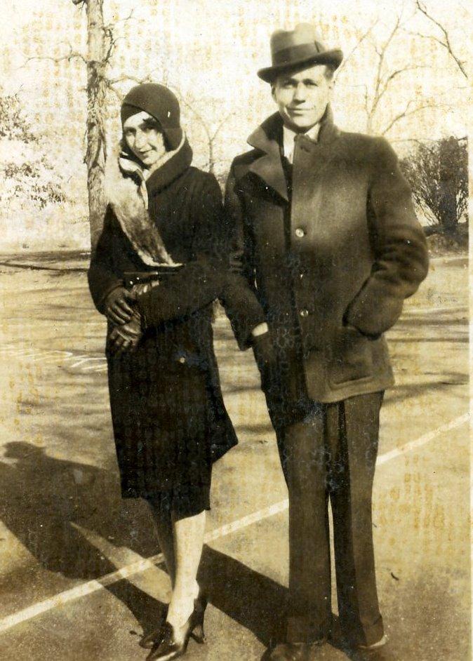 Dorien Grey parents1