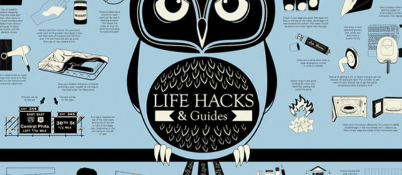 Life Hacks Day 1