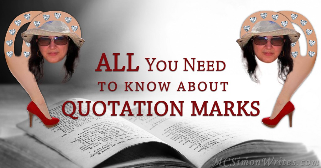 ALL You Need to Know About QUOTATION MARKS