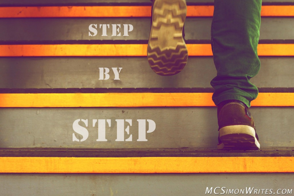 Blog your book step by step