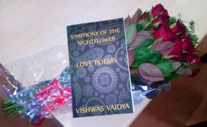 Symphony of the Nightflower - Love Poems by Vishwas Vaidya