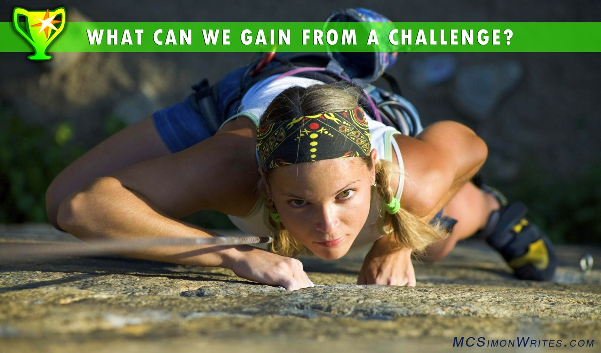 what can we gain from a challenge