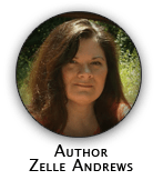 Author Zelle Andrews