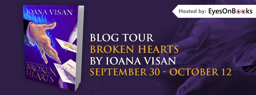 Broken Hearts book tour