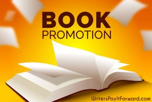 book promotion writers pay it forward
