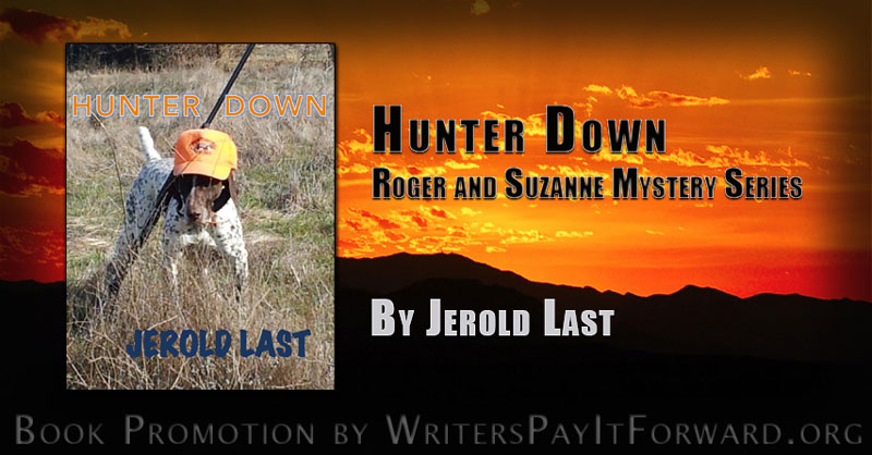 Hunter Down banner
