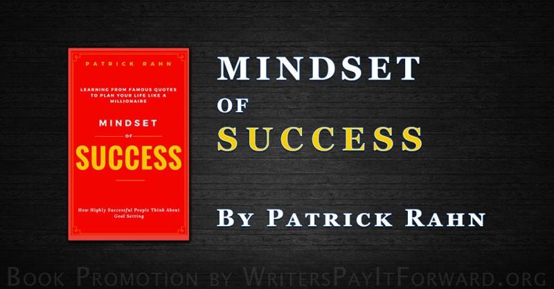 mindset of success banner