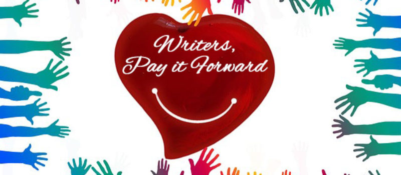 Writers, Pay it Forward