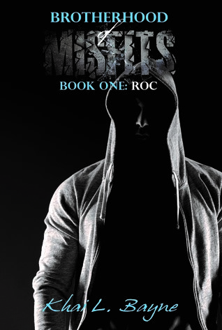 Brotherhood of Misfits Book onecover