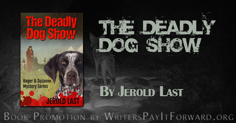 The Deadly Dog Show banner