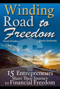 The Winding Road to Freedom cover