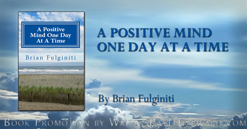A Positive Mind One Day At A Time banner