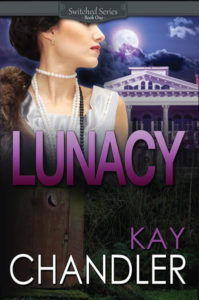 Lunacy book cover