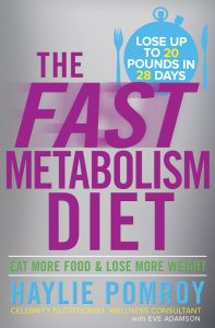 Fast Metabolism Diet cover