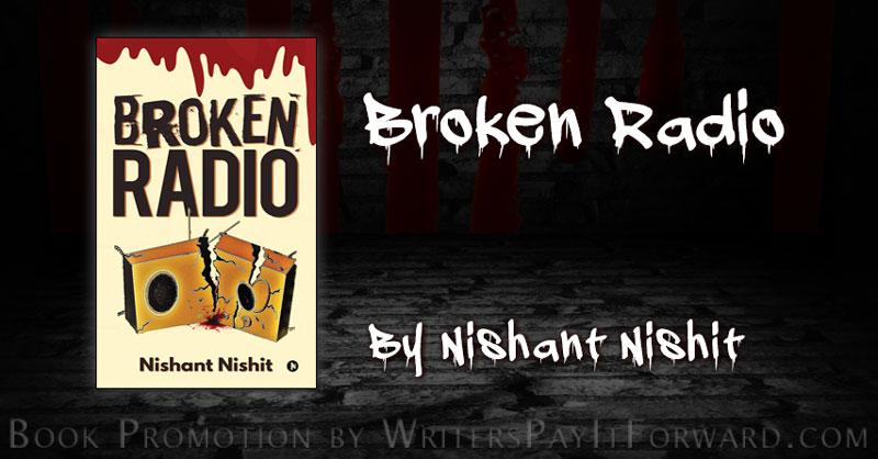 broken radio banner