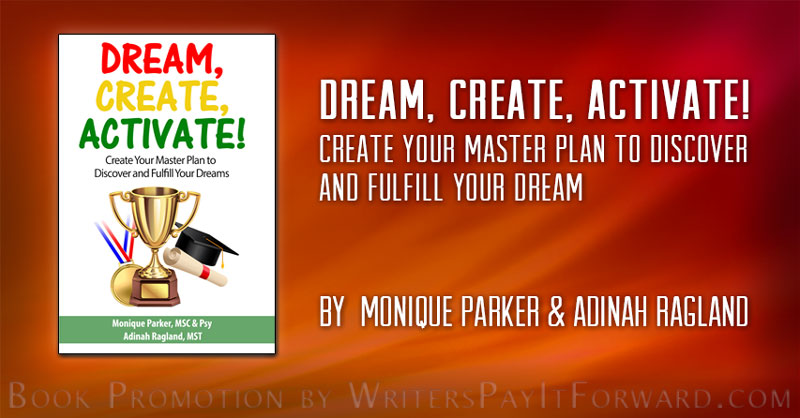 Dream, Create, Activate! banner