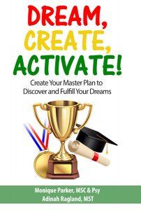Dream, Create, Activate! cover