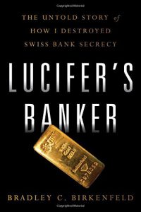 Lucifer's Banker cover