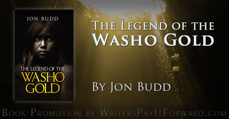 The Legend of the Washo Gold banner