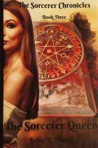 The Sorcerer Queen cover