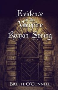 Evidence of the Vampire cover