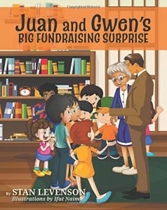 Juan and Gwen's Big Fundraising Surprise cover
