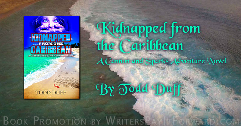 Kidnapped from the Caribbean banner
