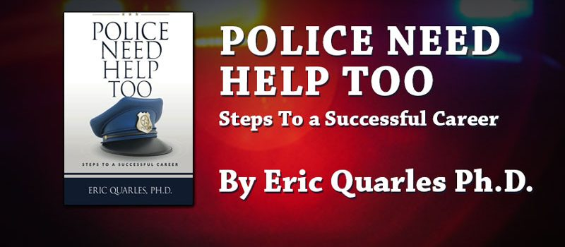 Police Need Help Too