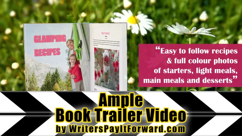 ample book trailer video
