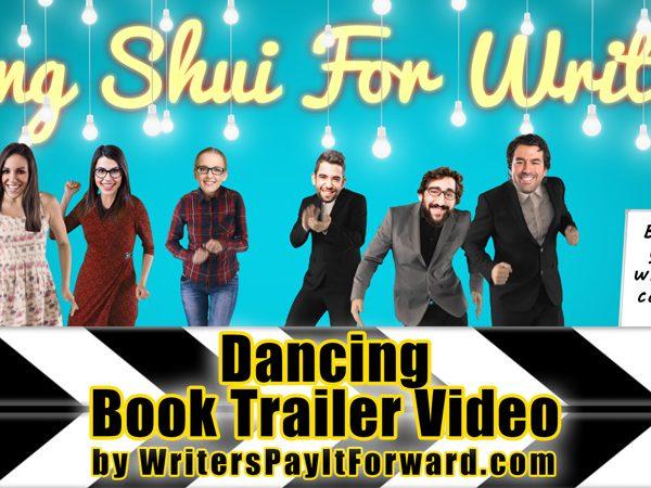 dancing book trailer video