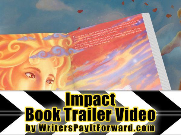 impact book trailer video