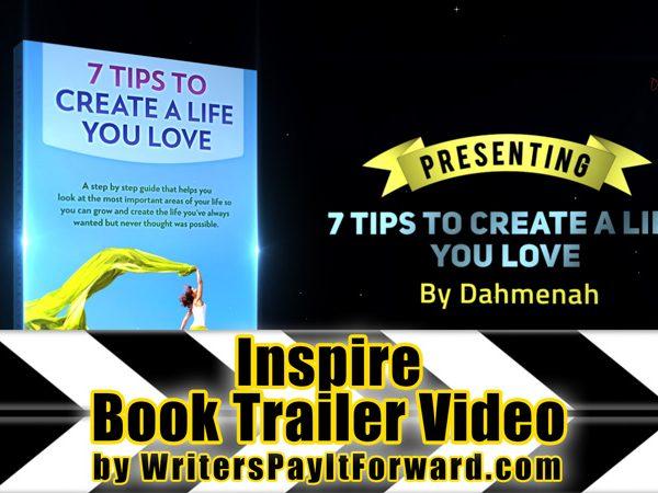 inspire book trailer video