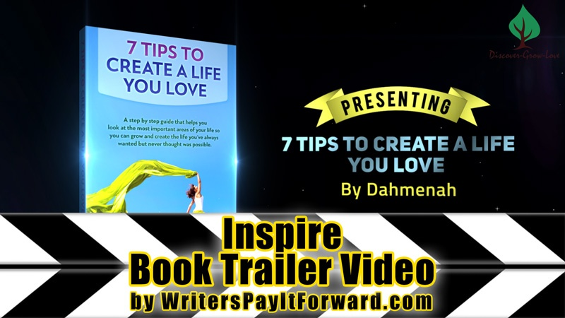 inspire book trailer video
