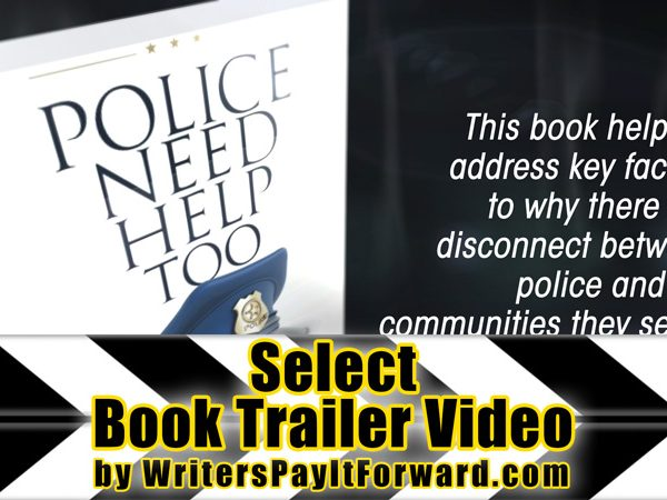 select book trailer video